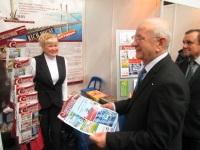 Юрий Александрович оценил значимость газеты на рынке СМИ